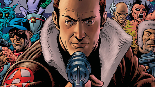 Dave Gibbons - Comic Book Creator in His Own Words