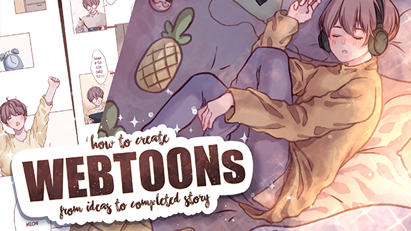 WEBTOON - From IDEAS to COMPLETED STORY