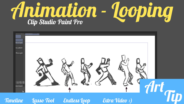 Basics of Hand-Drawn Looping Animations