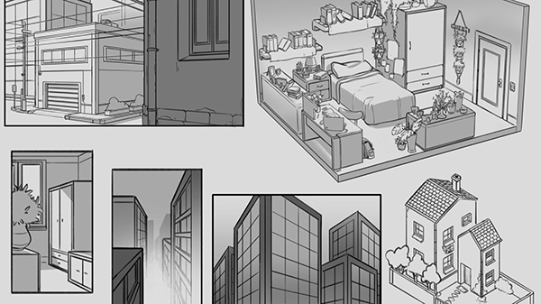 Basics of the Perspective Ruler Tool