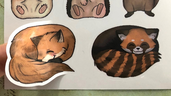 How to Make and Print Stickers