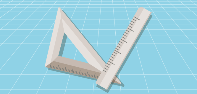 Rulers/Perspective rulers