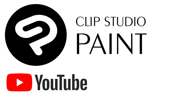 YouTube : chaîne CLIP STUDIO PAINT