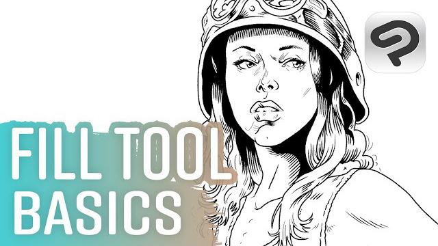 Quick Tip: Fill Tool Basics