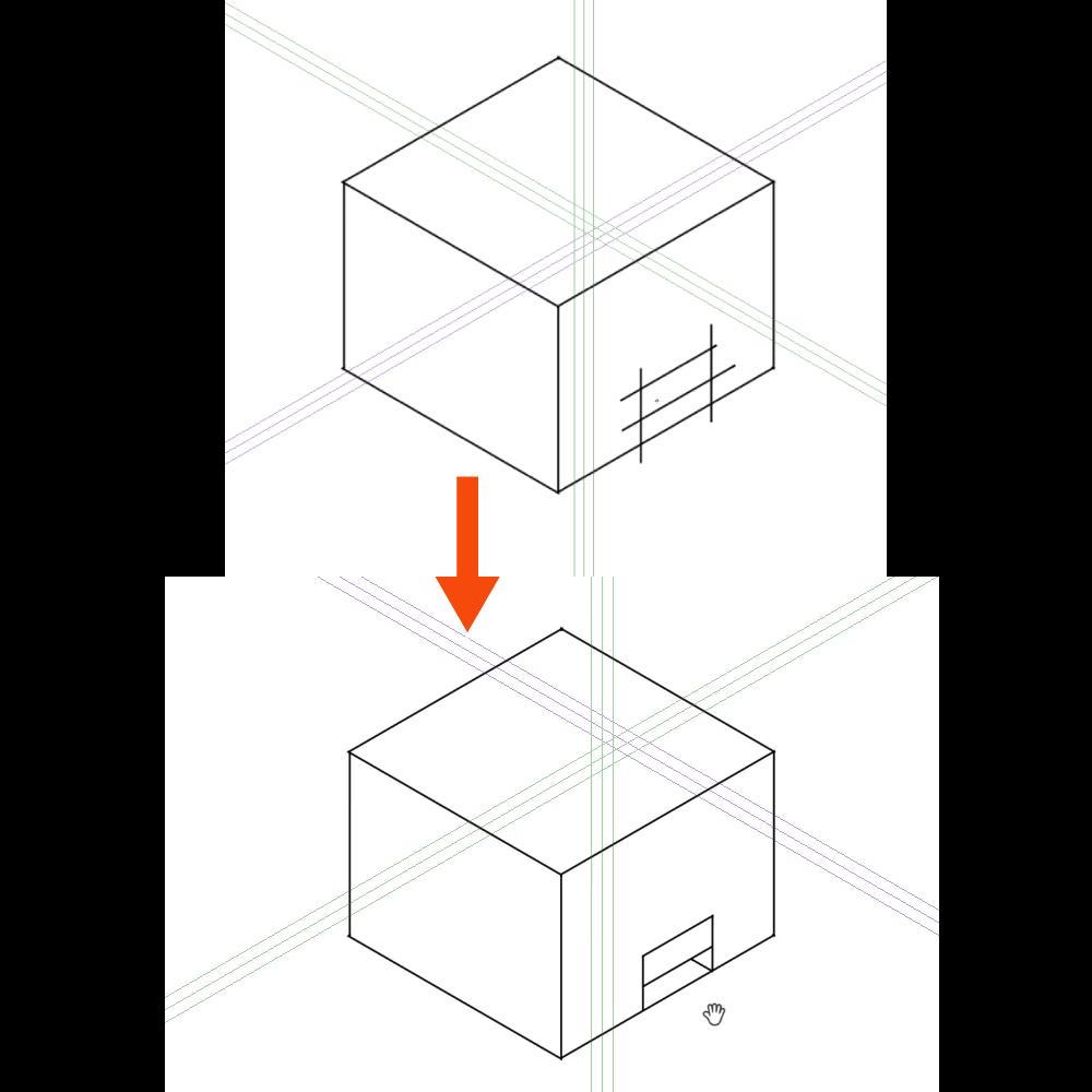 ビデオ ゲームとデザインのアイソメ アート By Mattlamp Clip Studio Tips