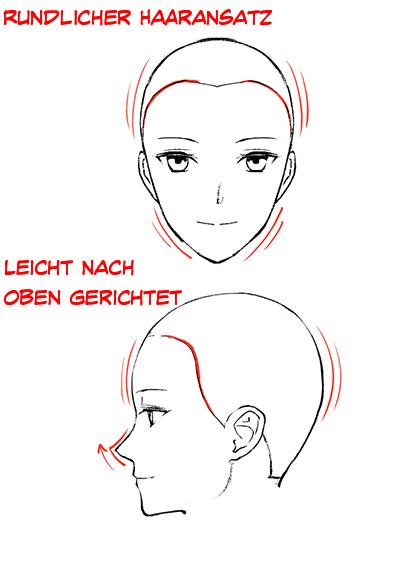 So Zeichnen Sie Manner Und Frauen Zeichentutorials Von Palmie 2