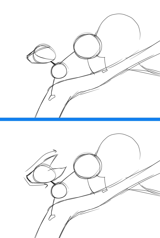 Comment Dessiner Un Renard Magique Par Hanayosora Clip Studio Tips