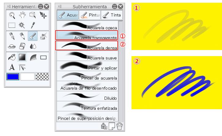 4. Aplicar color al personaje: (1) Ojos y piel [Ilustración ...