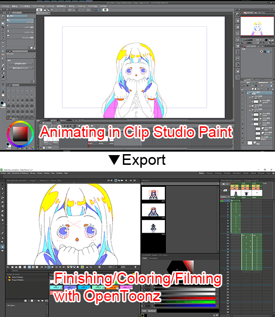 clip paint studio ex