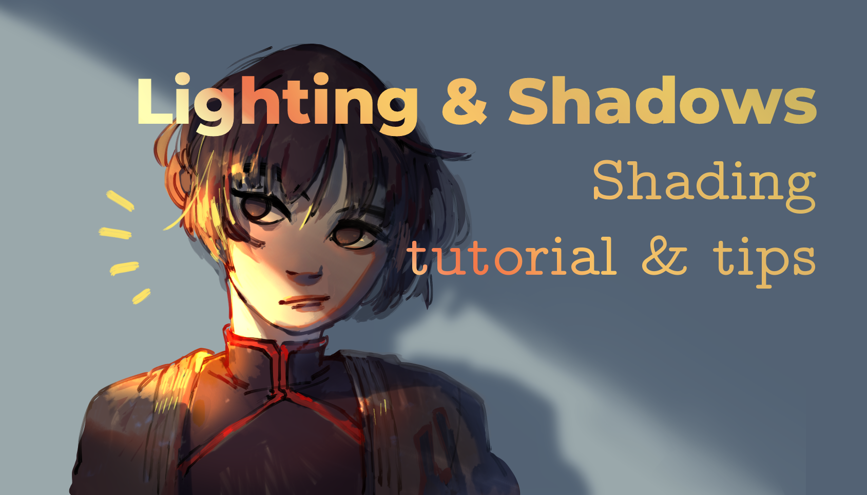 Building Shadows A Lighting And Shading Tutorial Colouring 1 By Weiweiweiwei Clip Studio Tips