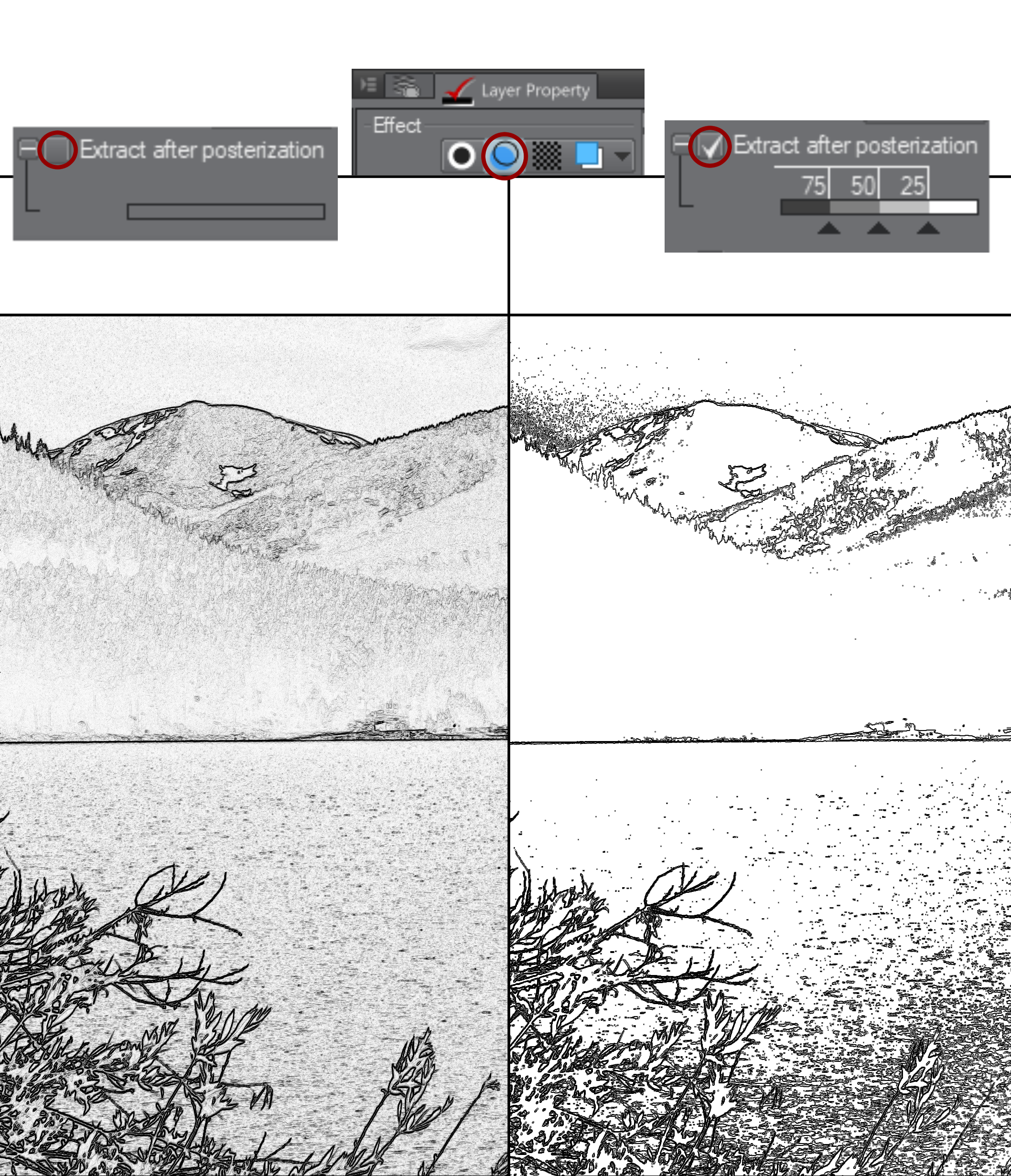 A Beginner S Guide To Monochrome Settings By Herodraws Clip Studio Tips