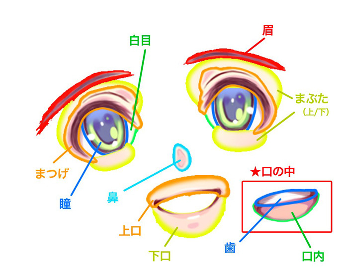 """Make data for Live2D with CLIP STUDIO PAINT 【Part 1】 """"Make"""