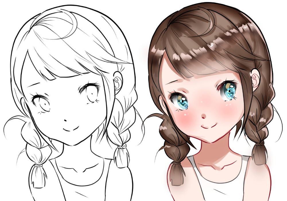 How To Make Smooth And Thin Lineart Draw Manga With