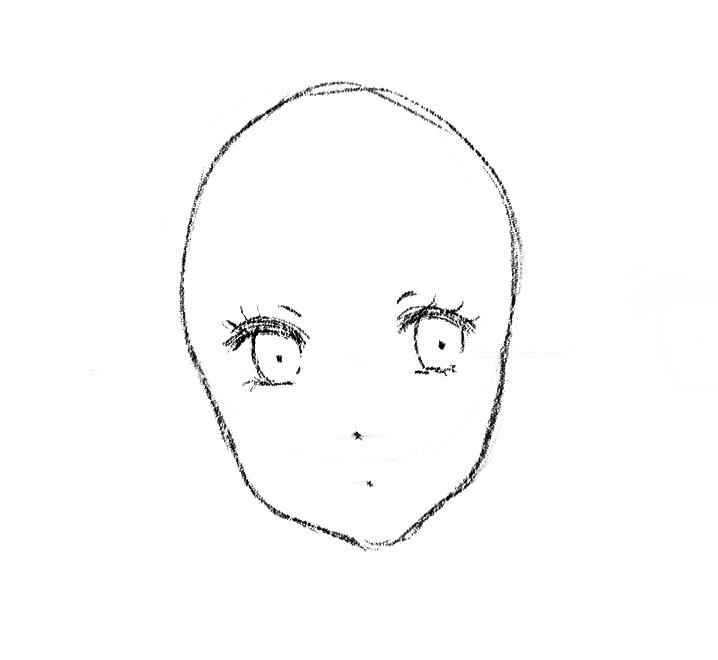 Manga Mit Yaantii Zeichnen 5 Super Einfaches Weibliches Anime
