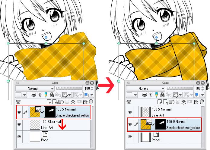 Cómo utilizar las tramas: materiales de patrón [Tramas para manga #2 ...