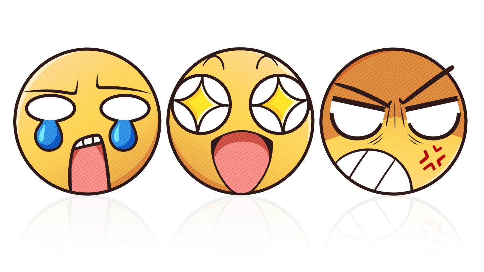 Conseils Comment Creer Des Emoticones Impressionnantes Tips 1 Par Nathanpuray Clip Studio Tips